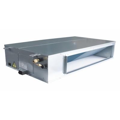 Кондиціонер канальний середнього тиску інверторний SAMURAI BLOW DC ITB-48HR-PA6-DN1