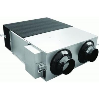 Припливно-витяжні вентиляційні установки з рекуперацією тепла, серії AHE-120WB1