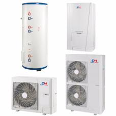 Unitherm 3 Тепловий насос для опалення / охолодження і гарячого водопостачання (R410A, INVERTER) CH-HP10SINK3