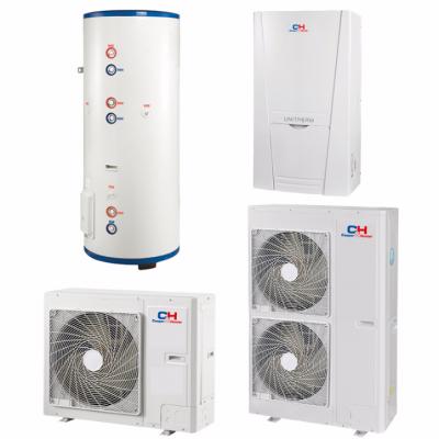 Unitherm 3 Тепловий насос для опалення / охолодження і гарячого водопостачання (R410A, INVERTER) CH-HP8.0SINK3
