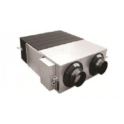 Припливно-витяжні вентиляційні установки з рекуперацією тепла, серії AHE
